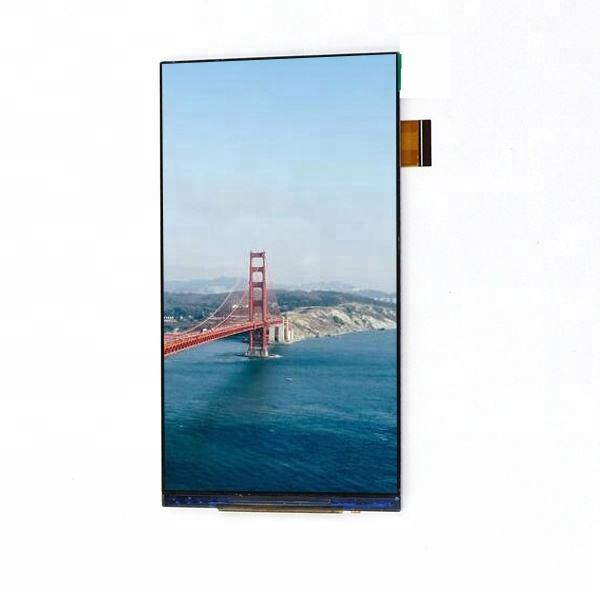 Mipi Interface 5 Inch Lcd 720*1280 Tft Display Ips Alle Kijkhoek Industrie Lcd Module