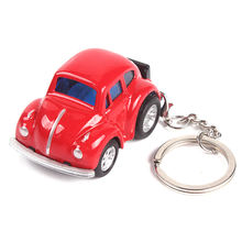 small metal pull back key chain alloy toy diecast model car