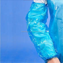 Disposable LDPE/HDPE  PP sleeve cover waterproof oversleeve