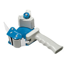 Iron or plastic hand held heavy duty automatic tape gun dispenser cutter