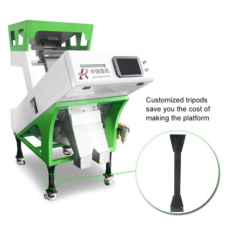 Industrial Hemp Seed Separator Hemp Seeds Cleaning Separating Sorting Machine