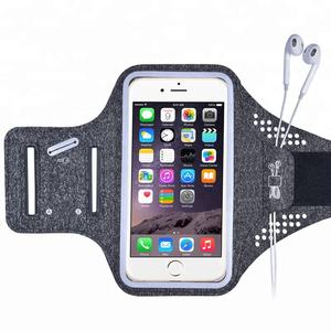 Bfsport High Quality Reflective Frame Sport Smartphone Armband for Men