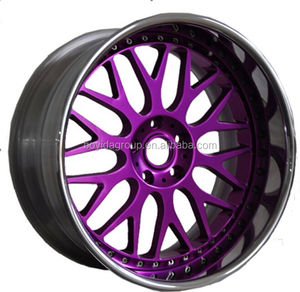 Hot sale forged 12-26inch alloy wheel /car rim-96