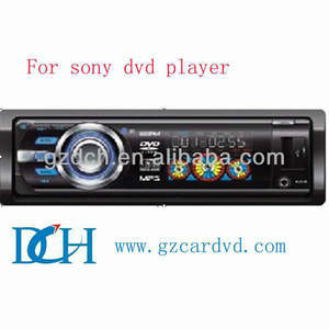untuk sony dvd player mobil WS-9068S