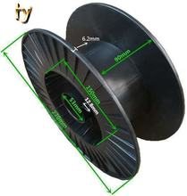 Strong loading 15-20kg 270mm empty plastic spool for CO2 welding wire