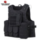 China xinxing Guangzhou 600D oxford pouches military tactical vest