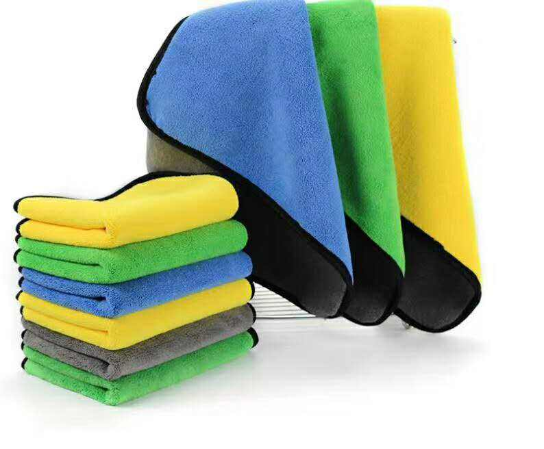 40*40cm Microfiber towel for cleaning