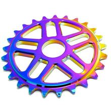 Al7075-T6 aluminum alloy Fixed Gear Bike Bicycle Parts Crankset chain ring wheel sprocket