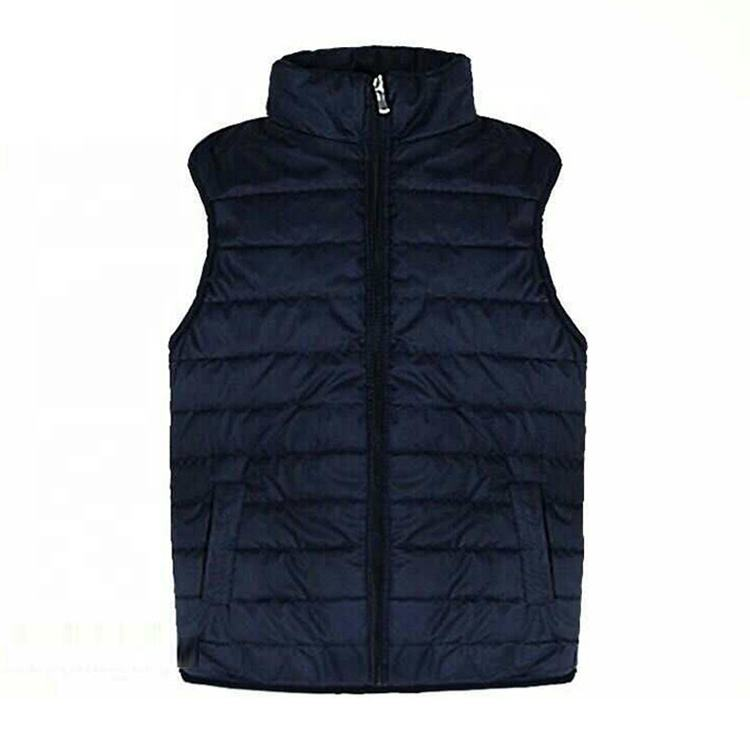 Factory wholesale light weight waistcoat vest