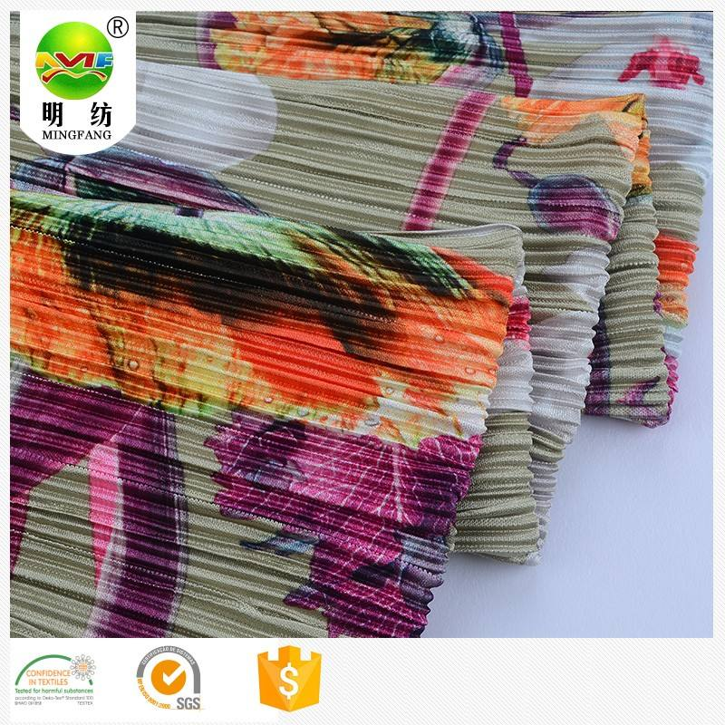 Wholesale 100 polyester sublimation print knit fabric