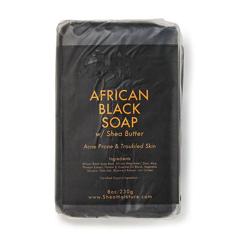 Wholesale Black Skin whitening Soap Organic African Black Soap