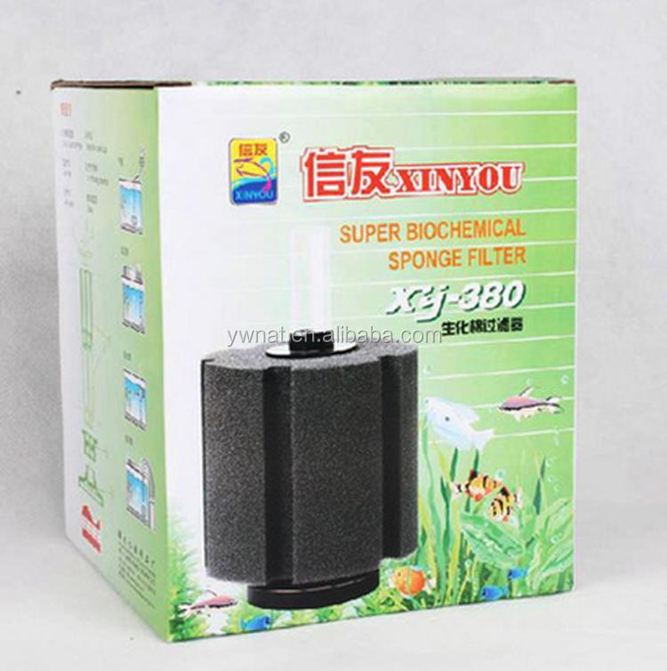 JUMBO 250 GALLON Fish Tank Pond Biochemical Sponge Bio Filter Oxygen XY-2838