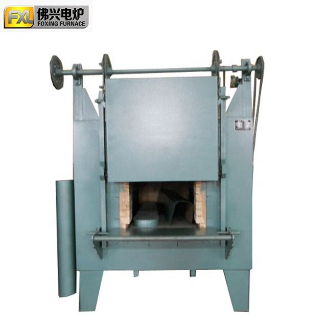 CE approved box type electric resistence furnace for steel heat treatment