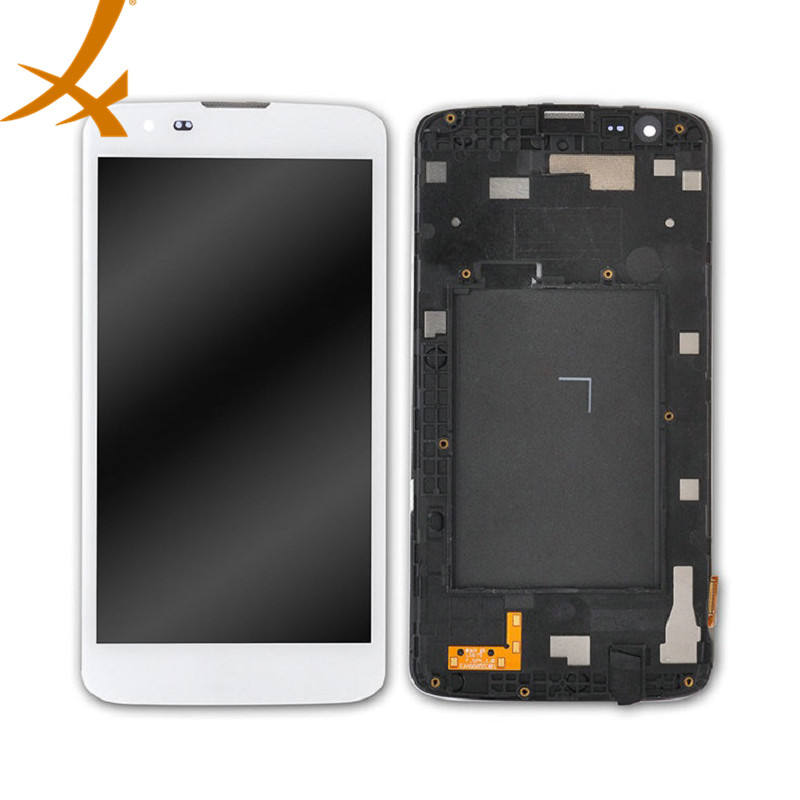 Pantalla Telefon LCD Touch Screen Display für LG K7 K330 X210 MS330 LCD Mit Digitizer