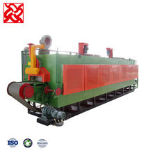 continuous conveyor heat treatment indutrail mesh belt annealing furnace/tempering furnace/quenching furnace
