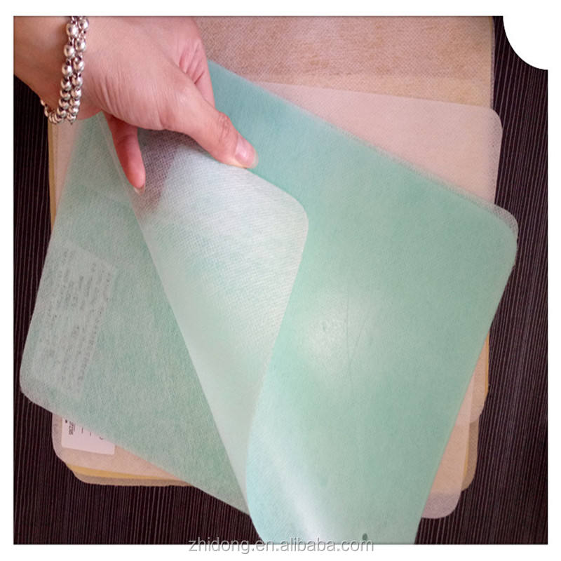 Hot Melt Glue Sheet Pingpong Keep Shape With Strong Glue in China