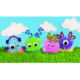 High quality Decorative items DIY handmade monster kit kids toys