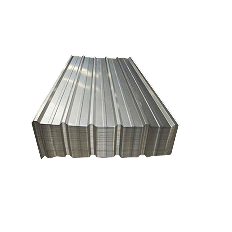 Galvanized Profile Corrugated Metal Roof Sheets For Garage Shed
