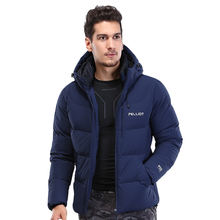 OEM Winter Windproof Parka Duck Down Filled Coat Mens Puffer Jackets