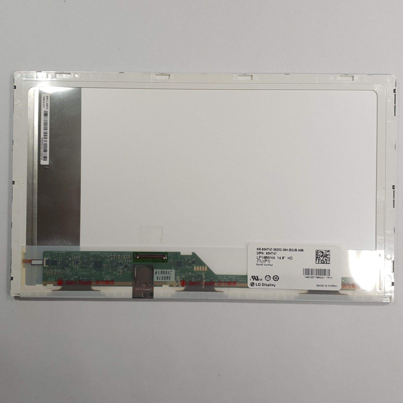 Dell Latitude E6220 Replacement LAPTOP LCD Screen 12.5 WXGA HD LED SINGLE Substitute Only. Not a LTN125AT01