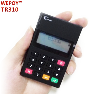 emv pci mobile credit card contactless reader with IOS Android OS