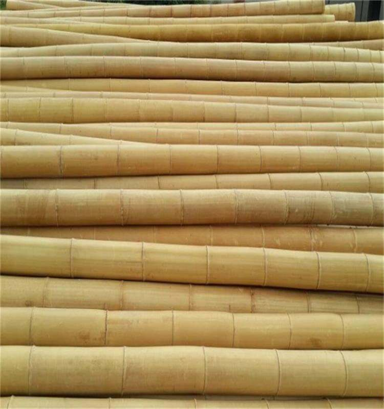 Different size bamboo pole with cheap price
