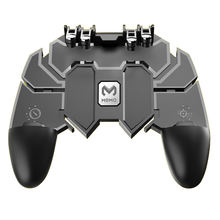 2019 Hot Game Accessories L1 R1 Handle Mobile Gaming Joystick Trigger Shooter Controller Mobile Controller android Gamepad