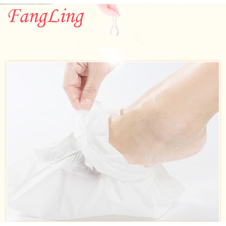 Latest style beauty product no side effect skin peeling foot mask with remove dead skin function
