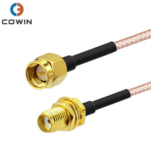 SMA Male To Female Pigtail Cable RG316 SMA Extension Cable