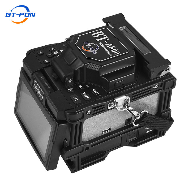 BT-PON high quality fiber optic fusion splicing machine