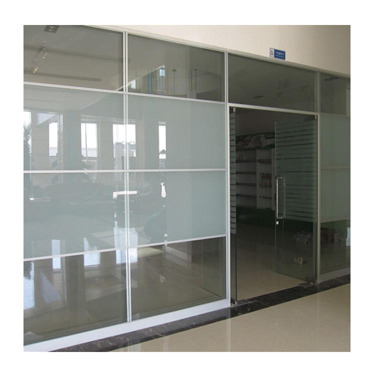 used commercial glass doors for sale office partition/entance glass door