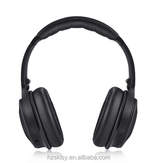 OEM Wireless Headphone dengan Kartu Memori Terbaik Studio Wireless Headphone