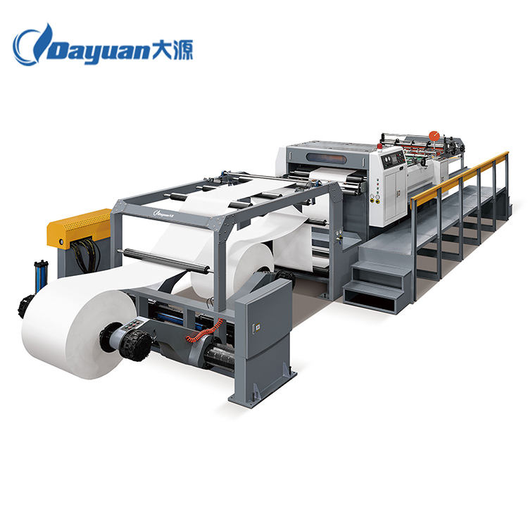 DAYUAN new style packaging slitting machine of China National Standard
