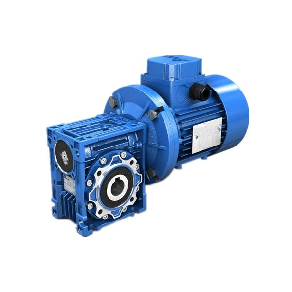Variable speed reducer replacement flange mounted gearbox RV 75 speed reducer 1 40 ratio gearbox for tower crane