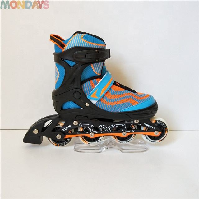 Hot selling Unisex Adjustable inline skates sets with CE Certificate