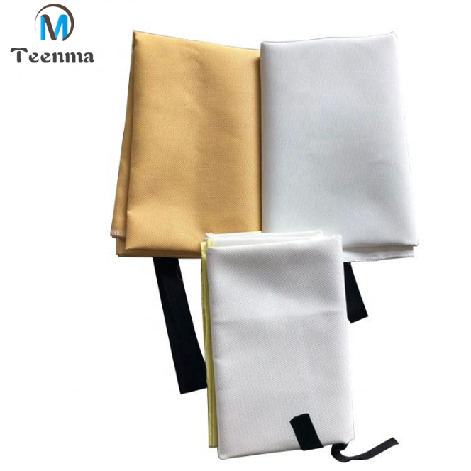 High Quality Customizable Fireproof and Heat Resistant Fire Blanket