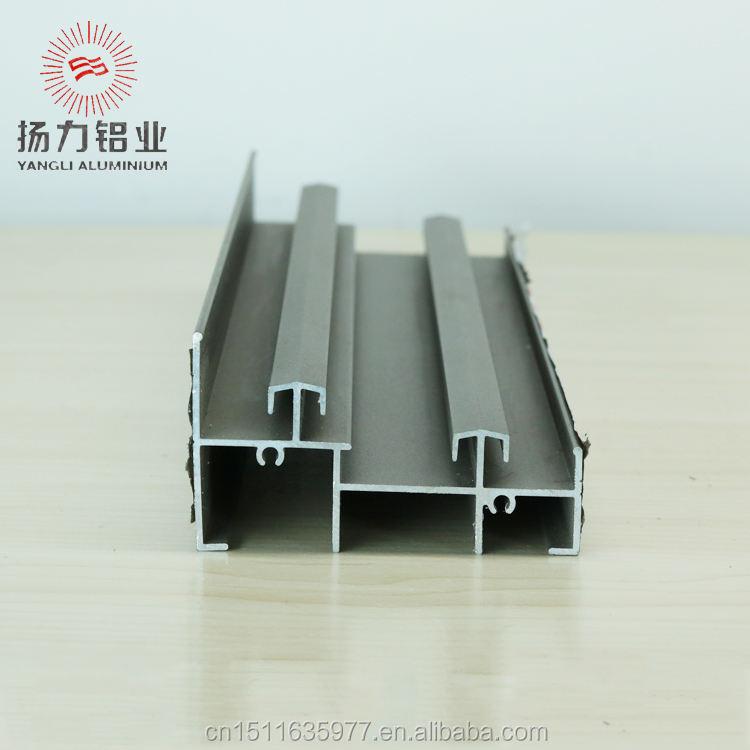 Vertical janelas de alumínio design da porta da sala de <span class=keywords><strong>conforto</strong></span>