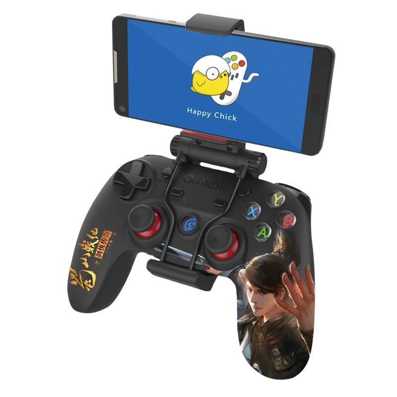 good product android tv box game controller bluetooth connecting stock enough