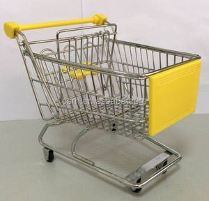 RH-SX04 Office Stationery/Caddy/Kids Gift Small Trolley mini shopping cart for kids