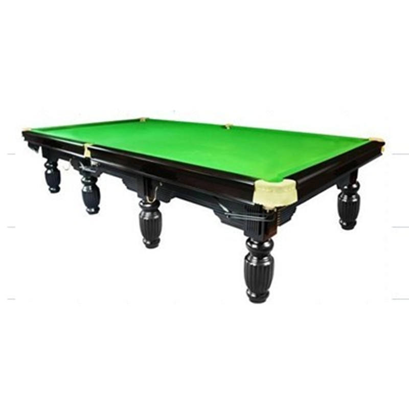 English style Solid Wood Snooker Billiards Table