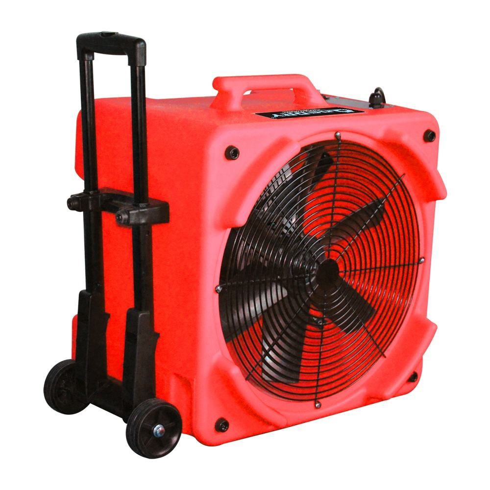 Plastic Types Of Air Blower Motorized Damper Ventilation