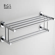 simple design bath rack modern towel shelf for bathroom accessoires