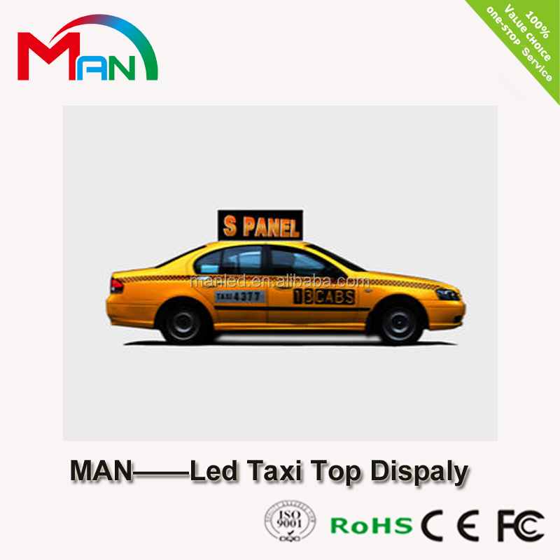 <span class=keywords><strong>Taxi</strong></span> oberlicht box Outdoor Video Auto <span class=keywords><strong>Taxi</strong></span> Dach Verkehrszeichen Auto Bus Display