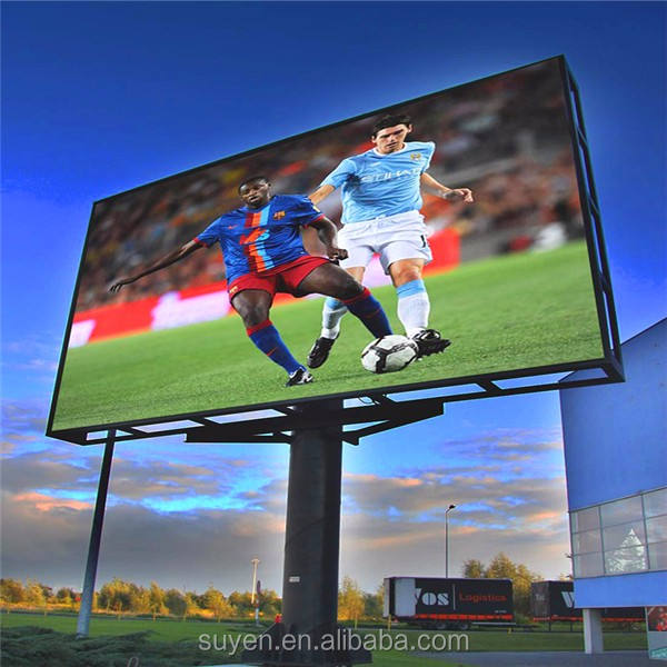 All Weatherproof Pixel pitch 10mm smd outdoor led screen/P10 Outdoor LED Display Advertising Billboard