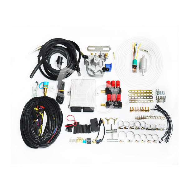 FCT Car conversion kits 6 cylinder cng gas conversion kit gnv autogas equipments