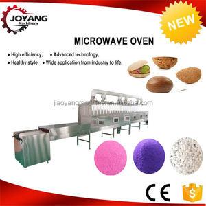2018 populares multifuncional materia prima química equipos de secado por microondas