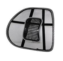 factory ! comfortable mesh backrest lumbar support for chair or car