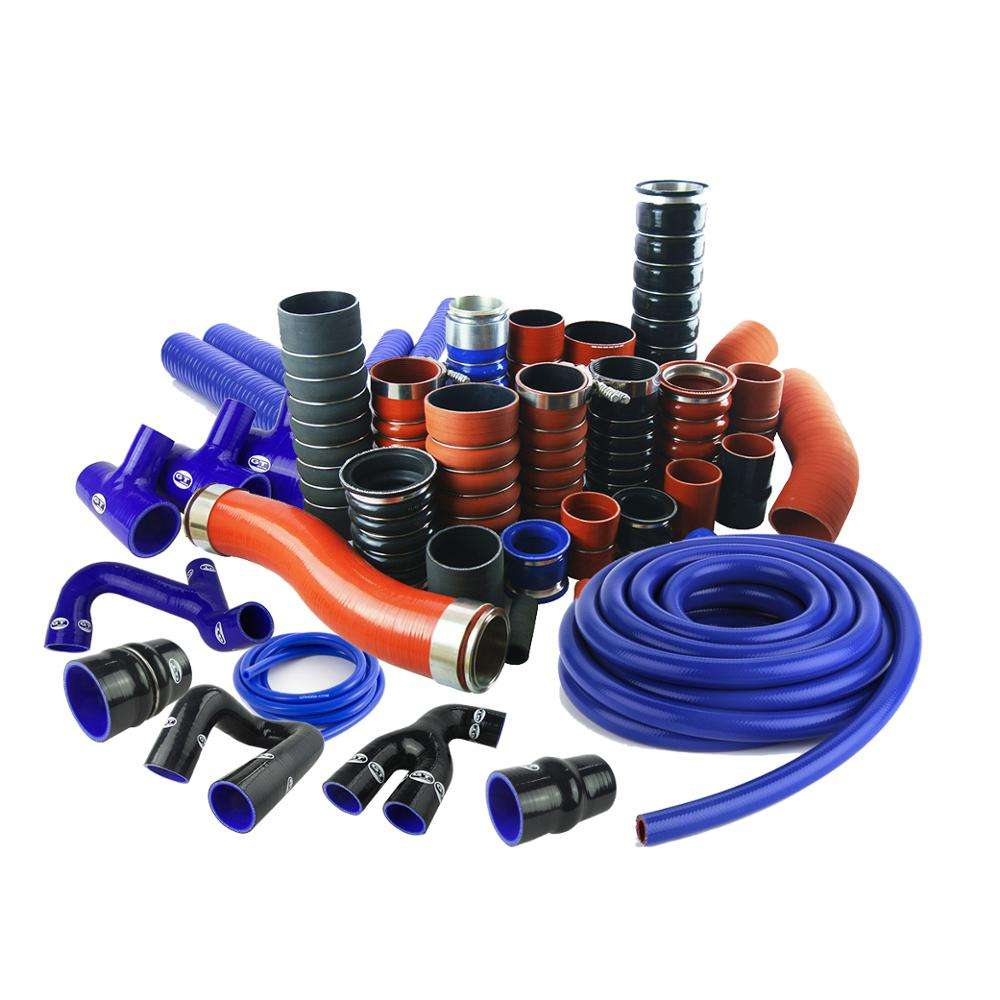 CC7 good quality automotive spare parts/car water pipes/customized silicone rubber hose