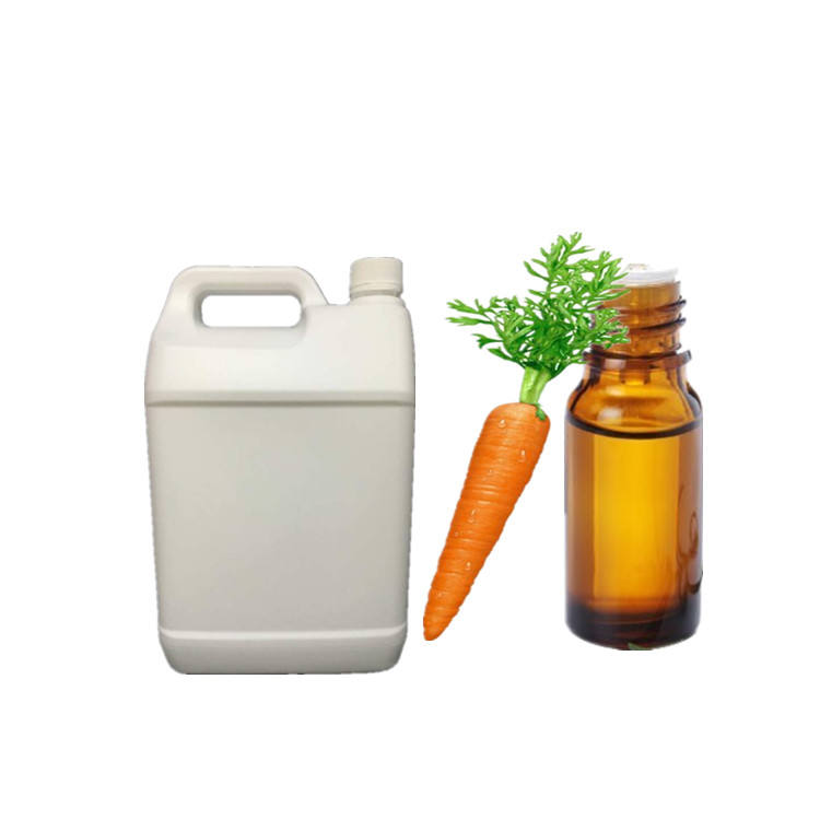 Carrot Seed Vegetable Oil Food Grade Carrot Seeds Essential Oil Bulk Price Manufacturer