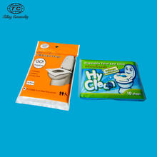 Disposable Travel Pack Paper Toilet Seat Cover